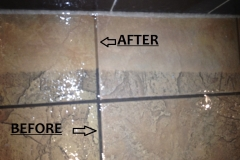 Fitness-First_St-Kilda_Picture-of-Tile-and-Grout-Flooring_Before-and-After