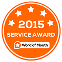 Word of Mouth Award icon